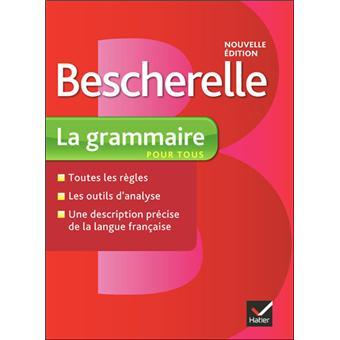 becherel grammaire gratuit pdf