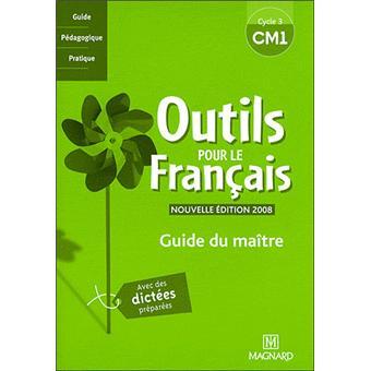 Outils Pour Le Francais Cm1