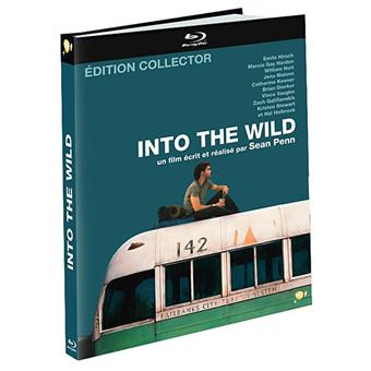 Into the wild Edition Collector Digibook Blu-ray Inclus DVD