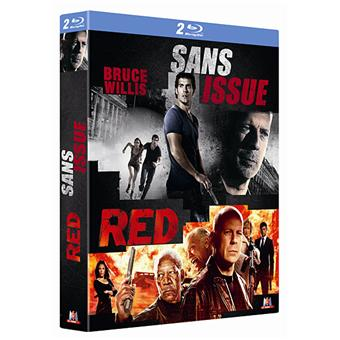 Red - Sans issue - Coffret Blu-Ray