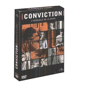 ConvictionConviction - Coffret intégral de la Saison 1