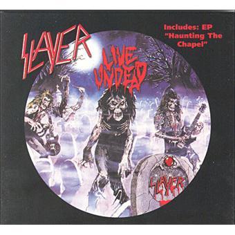 Live undead/haunting-digi