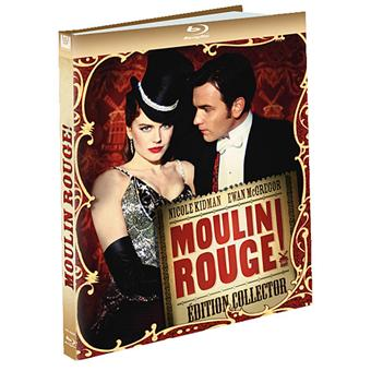 Moulin Rouge Edition Collector Blu-ray Inclus DVD