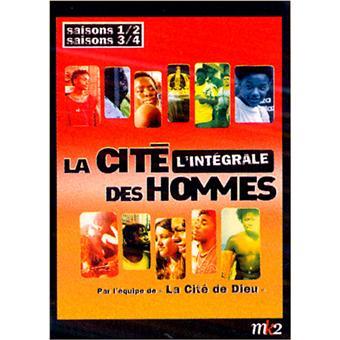 La Cité des hommesLa Cité des hommes - Coffret intégral des Saisons 1 à 4