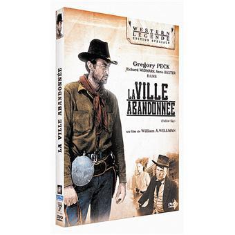 La Ville abandonnée DVD