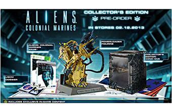 ALIENS COLONIAL MARINES COLLECTORS X360