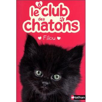 Le club des chatonsClub des chatons n06 filou