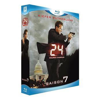 24 heures chrono24 - Seizoen 7 Bluray Box