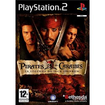 Pirates des Caraïbes 2 - La légende de Jack Sparrow