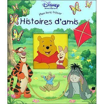 Amis Winnie L Ourson winnie l'ourson - histoires d'amis - walt disney compagny - cartonné