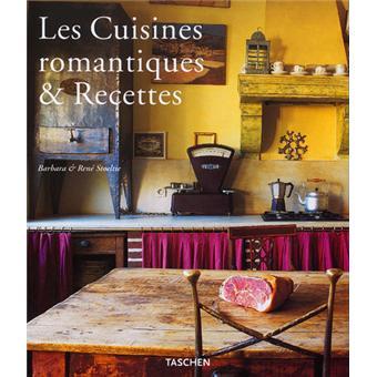 Les cuisines romantiques et recettes