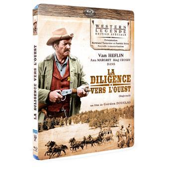 La diligence vers l'Ouest Blu-ray