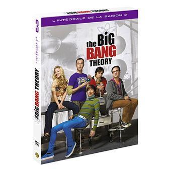 The Big Bang TheoryCoffret intégral de la Saison 3