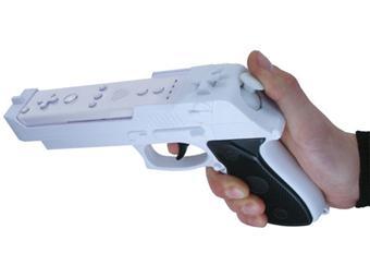 Ultimate Gun pour Wii DEA