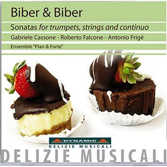 Sonaten für Trompete,Streicher und Continuo