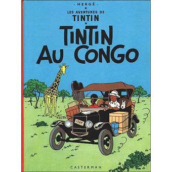 TintinTintin au Congo