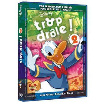 Volume 2 mickey donald et dingo dvd zone 2 achat - Donald et dingo ...