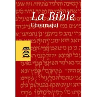 bible chouraqui en ligne
