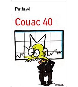 Couac 40. Dessin d'humour en crise - Patfawl