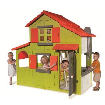 maison duplex smoby maisons de jardin achat prix fnac. Black Bedroom Furniture Sets. Home Design Ideas