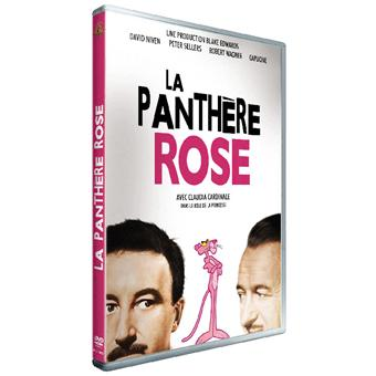 Panthere rose