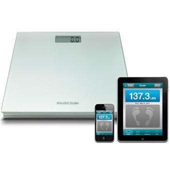 iHealth Balance Bluetooth iScale compatible iPhone, iPad & iPod