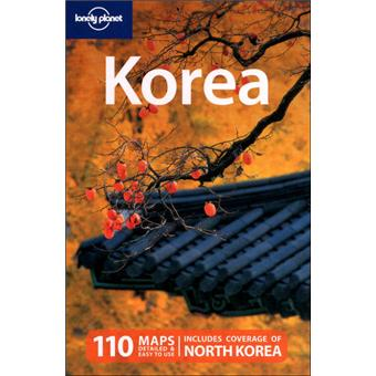 KOREA LP TRAVEL GUIDE