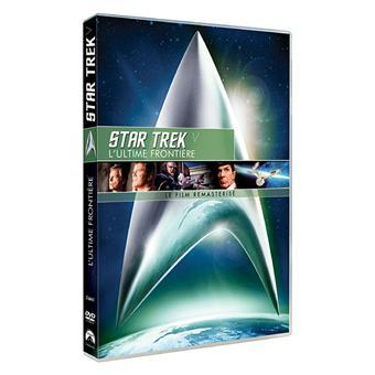 Star TrekStar Trek V - L'Ultime frontière