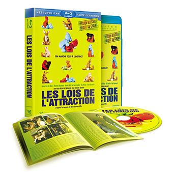 Les Lois de l'attraction Edition Collector Blu-ray
