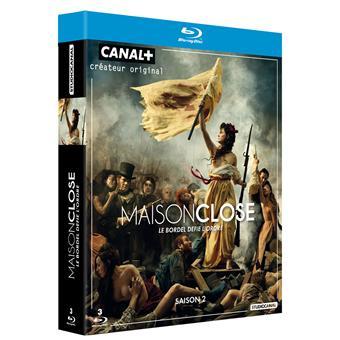 Maison closeMaison close - Coffret intégral de la Saison 2 - Blu-Ray