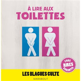 blagues cultes pour lire aux toilettes poche collectif. Black Bedroom Furniture Sets. Home Design Ideas