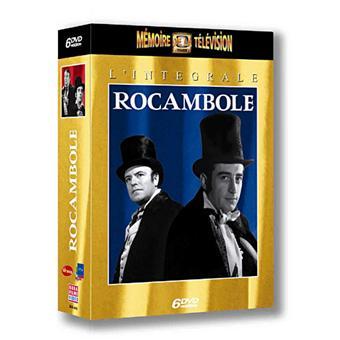 RocamboleRocambole - Coffret intégral