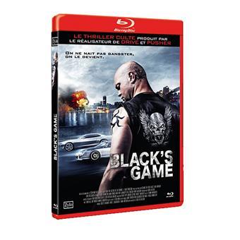 Black's Game - Blu-Ray