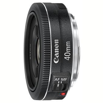Canon EF lens - 40 mm