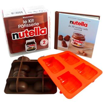 Le Kit pâtisserie Nutella
