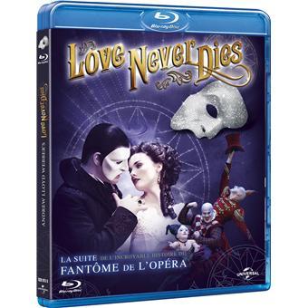 Love Never Dies - Blu-Ray