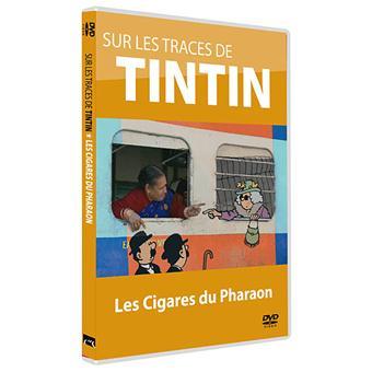 TintinSUR LES TRACES DE TINTIN-LES CIGARES DU PHARAON-VF