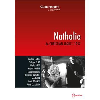 Nathalie DVD