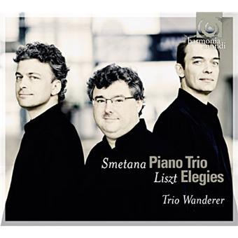 Trio pour piano - Elégies