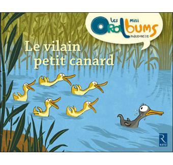 Pack De 5 Mini Oralbums Le Vilain Petit Canard Broche Collectif
