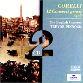 Concerti Grossi op.6 (GA)