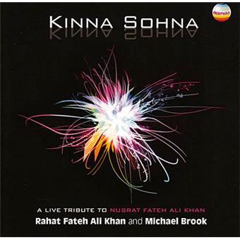 Kinna sohna a live tribute to Nusrat Fateh Ali Khan