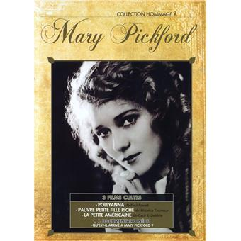 Hommage à Mary Pickford - 2 DVD