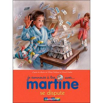 MartineMartine se dispute