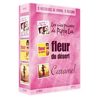 Les vie privées de Pippa Lee - Fleur du désert - Caramel - Coffret