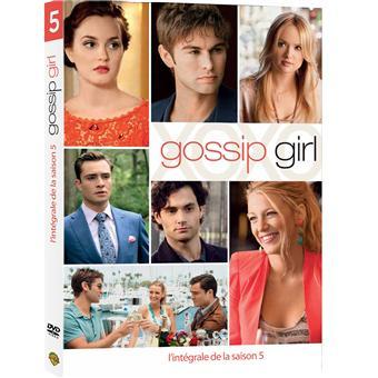 Gossip girlCoffret intégral de la Saison 5