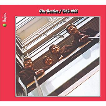 Album rouge 1962 -1966 - Digipack - Remasterisé