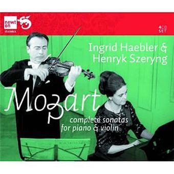 Intégrale des sonates pour violon et piano