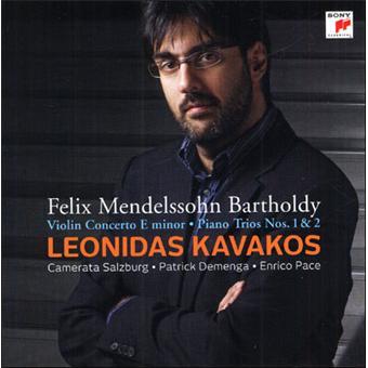 Violinkonzert op.64/Klaviertrios