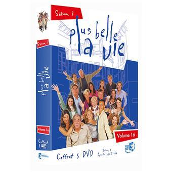 Plus belle la ViePlus belle la Vie - Coffret - Volume 16 - Digipack